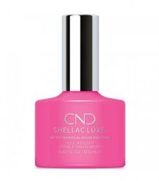 CND Shellac Luxe - Hot Pop Pink